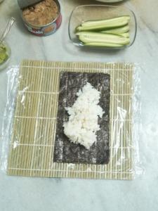 1 avuç dolusu pirinç yeterli